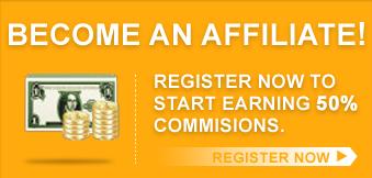 Affiliate Registration